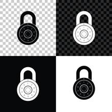Safe Combination Lock Wheel Ic...