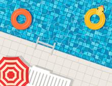 Swimming Pool With Swimming Ri...