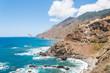 amazing coast of north tenerife, Spain