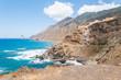 beautiful coast of anaga in tenerife, Spain