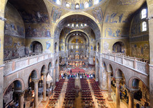 "Interior Of The ""Basilica Di S..."