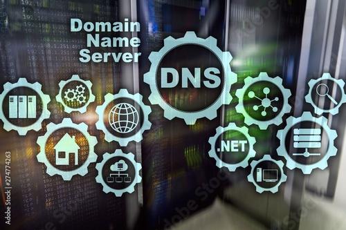 Fotografía  DNS