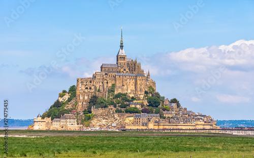 Fotografía  Le Mont Saint Michel - Normandy, France