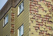 Hail Damage To Asbestic Claddi...