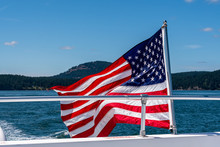 Symbol Of Freedom, American Fl...