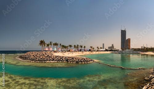 Photo Jeddah Corniche, Western Saudi Arabia