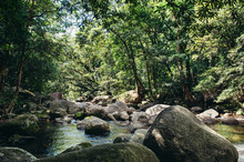 Mossman Gorge, Port Douglas, C...