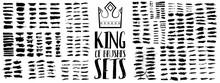 King Of Brush Sets. High Quali...
