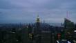 now york Empire State Building sky line
