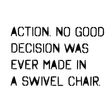 Action No Good Decision Was Ev...