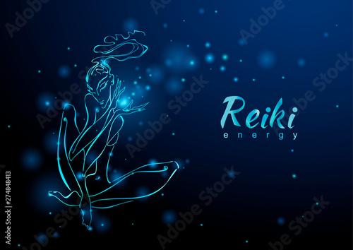 Photo  The Reiki Energy