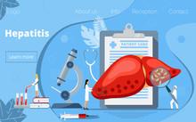Concept Of Hepatitis A, B, C, ...