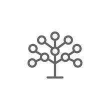 Phylogenetic, Tree Icon. Eleme...