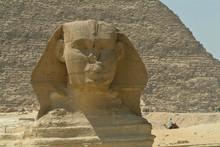 Egypte Sphinx Pyramide Monument Tourisme