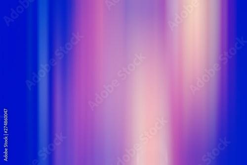 Fotografia  purple pink blurred background lines vertical movement