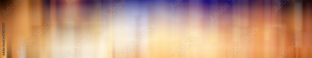 Fototapety, obrazy: Blurred gradient background long horizontal