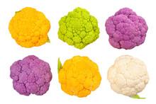 Colored Cauliflower