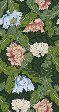 William Morris | Untitled | Ca 1880 |