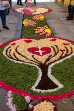 Flowered Religious Festival Of...