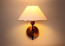 Warm Wall Sconce