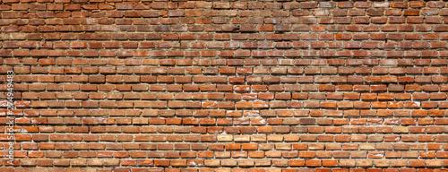 Poster Ecole de Danse brick wall background