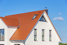 House With Red Tiled Roof