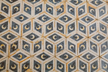 Closeup Floor In Siena Cathedr...