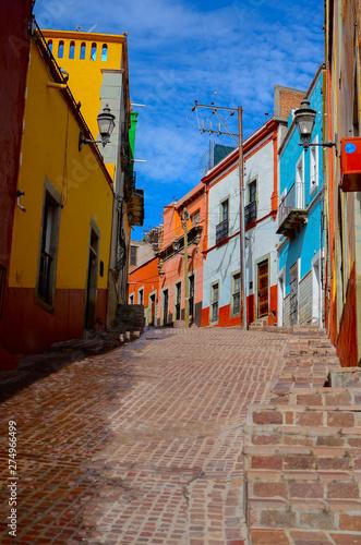 mexico street Slika na platnu