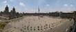 Panorama Plaza de la Constitución