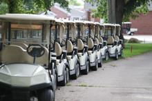 Golf Carts That Were Destroyed...