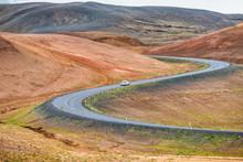 Krafla, Iceland Volcanic Lands...