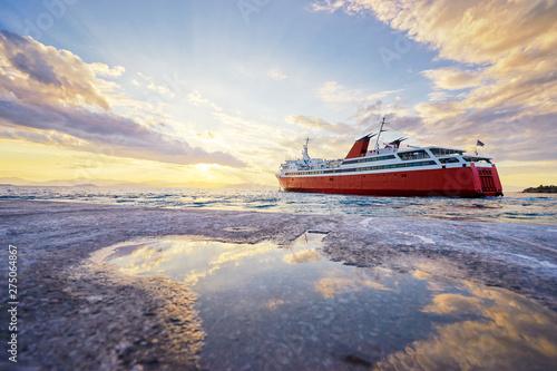 Obraz na plátně Travel by Greece