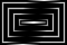 Digital Art, Abstract Three-di...