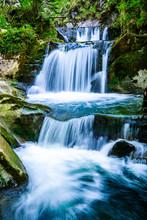Waterfall - Rottach-egern - Bavaria