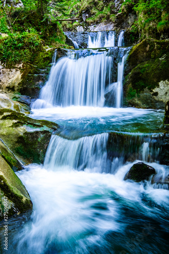 waterfall - rottach-egern - bavaria - 275098647