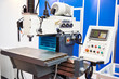 CNC universal milling machine