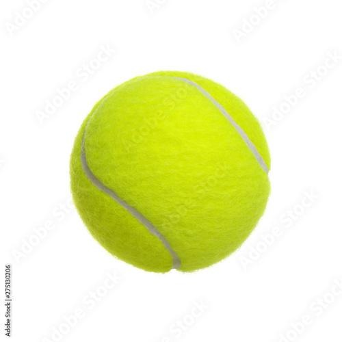 Сlose-up of tennis ball Fototapete