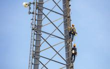 Telecom Maintenance. Two Repai...