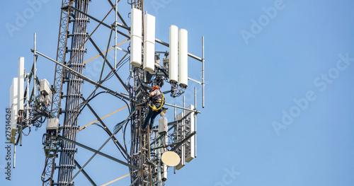 Fotografía Telecom maintenance