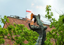 The Dragon - Symbol Of Krakow