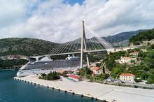 Franjo Tudjman Brücke Dubrovnik