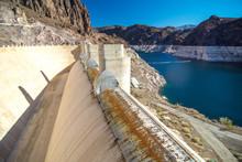 Hoover Dam Lake Mead Arizona Nevada