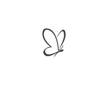 Vector - Butterfly Conceptual ...