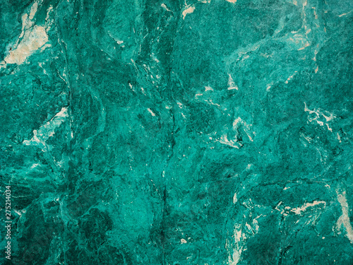 Photo sur Aluminium Cailloux Green Jade marble stone Texture Nature abstract background