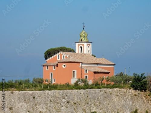 Sant'Agata de Goti - Chiesa di San Tommaso D'Aquino Wallpaper Mural