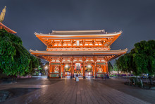Tokyo - May 20, 2019: Night Sh...
