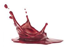 Splash Of Cherry Juice Isolate...