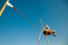 Professional Female Pole Vault...