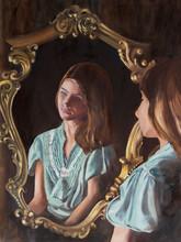 Original Oil Painting, Portrai...