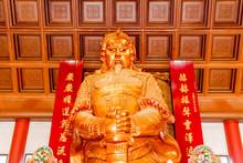 The Che Kung Temple Near Tai Wai, In Sha Tin District